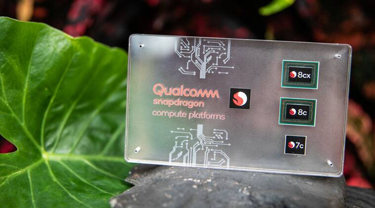Qualcomm, Qualcomm Snapdragon 8c, Qualcomm Snapdragon 7c, Qualcomm Snapdragon 8c processor, Qualcomm PC processor
