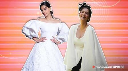 All the times fashionista Sonam Kapoor slayed in white