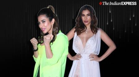 sophie choudry, work it up sophie choudry, sophie choudry fitness show, sophie choudry fit India, tiktok, EduTok, WorkItUp celebrities, celeb fitness, fitness goals, Pilates, Yasmin Karachiwala, Katrina Kaif sophie choudry, sophie choudry pics, sophie choudry shows, sophie choudry fitness, indianexpress.com, sophie choudry indianexpress, sophie choudry films, sophie choudry pics, sophie choudry photos,