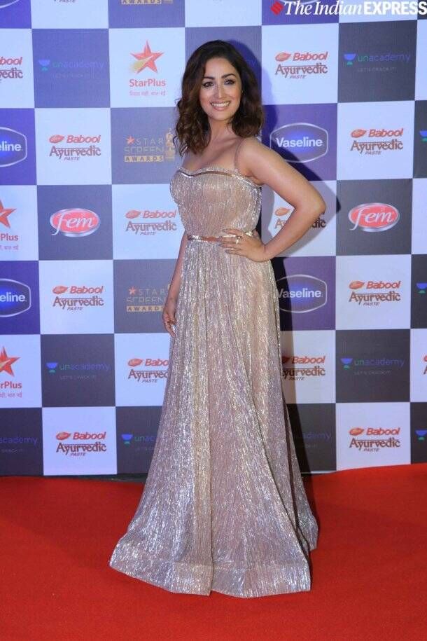 yami gautam Star Screen Awards 2019