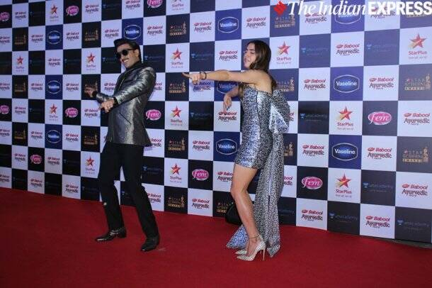 sara ali khan with ranveer singh