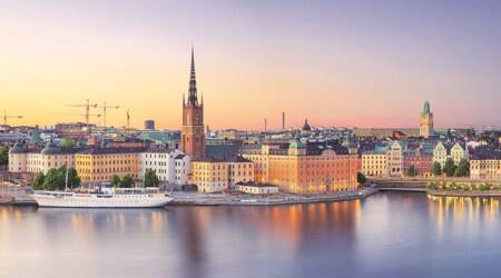 Stockholm of the Millennium Trilogy, sweden, noir tour, sundayeye, eye2019, Nobel Prize winners, Zac O' Yeah, The Girl With The Dragon Tattoo