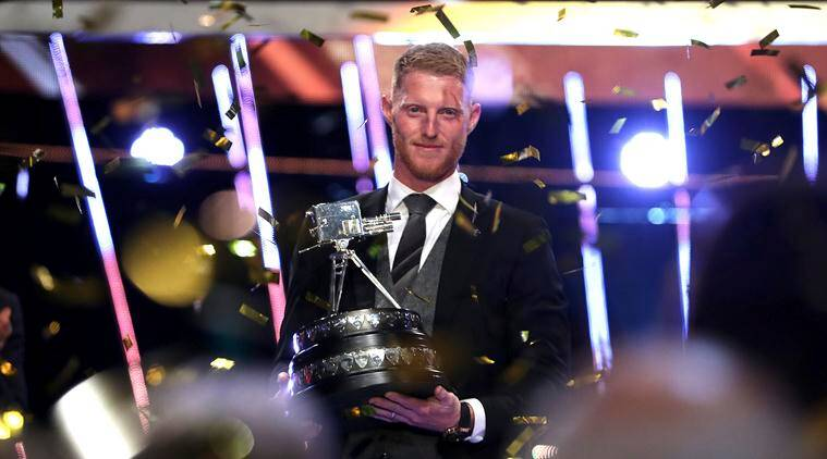 England's World Cup hero Ben Stokes voted BBC Sports Personality of the Year