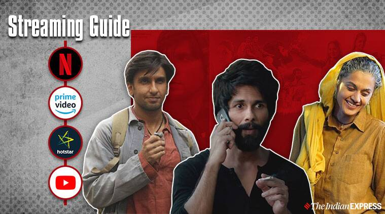 Streaming Guide: Bollywood films of 2019