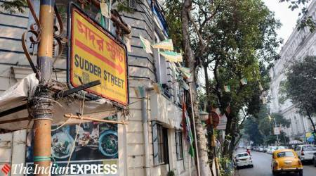 Streetwise Kolkata: Backpacker haven Sudder Street was named after a court