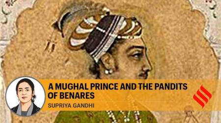 A Mughal prince and the pandits of Benares