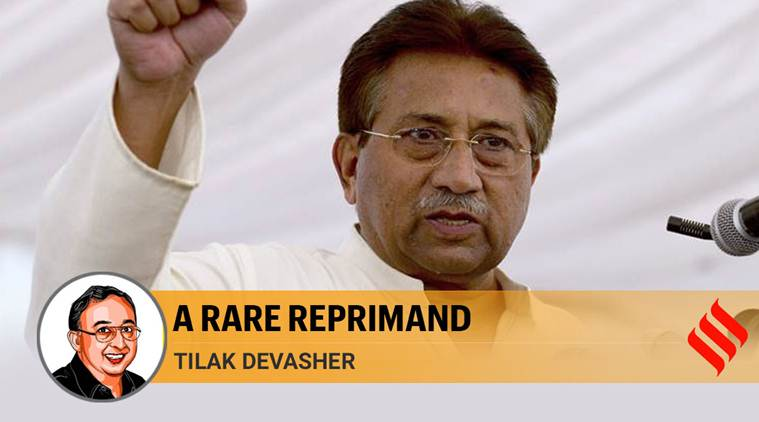 Pakistan court's conviction of Musharraf for treason is unprecedented and significant