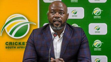 Cricket South Africa, Cricket South Africa CEO, CSA CEO Thabang Moroe, CEO Thabang Moroe suspended, Cricket South Africa controversy, Thabang Moroe misconduct