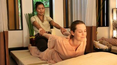 Thai massage, Thai massage UNESCO status, Thai massage UNESCO, UNESCO Thailand Thai massage, Thai massage techniques Thailand, indian express news