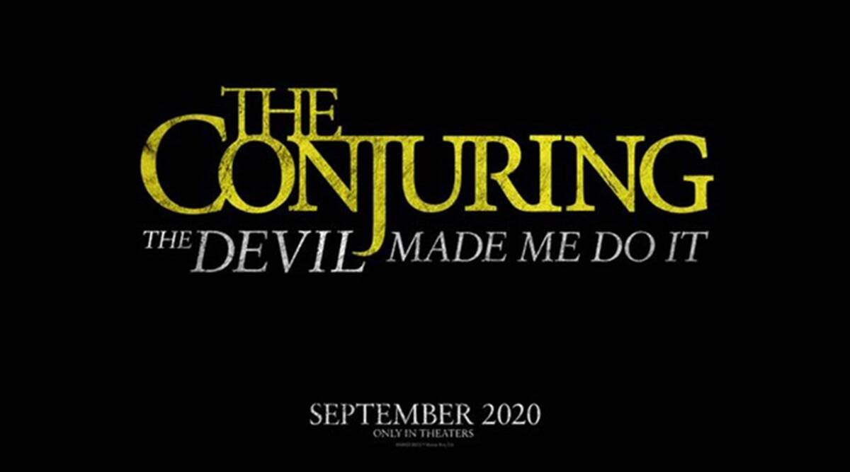 The Conjuring 3 is officially titled The Devil Made Me Do It ...