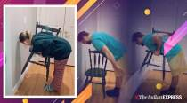TikTok's latest #ChairChallenge takes internet by storm