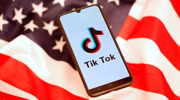 Tiktok app non-US ties