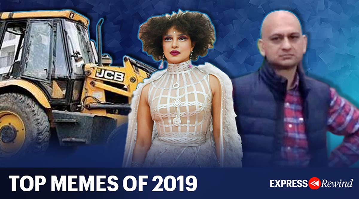 Best Of 2019 From Jcb Ki Khudayi To Angry Pakistani Fan Memes That Took Social Media By Storm This Year Trending News The Indian Express