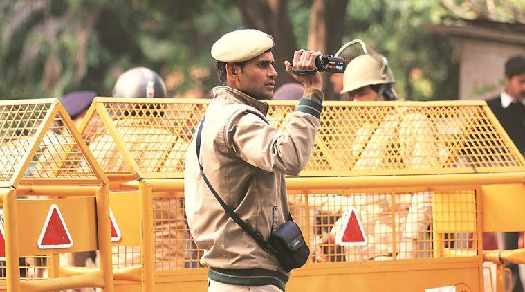 Delhi Police film protests, run its images through face recognition software to screen crowd