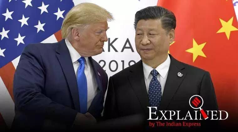 Explained: What is the 'Phase One' agreement that the US and China have just signed?