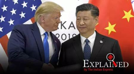 US-China phase one agreement, What is the 'Phase One' agreement, US president Donald trump, Chinese president Xi Jinping, US-China relations, world news, Express explained