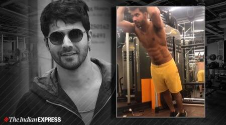 varun dhawan, street dancer 3D, street dancer 3D fitness, indianexpress.com, indianexpress, fitness goals, celeb fitness, Strength Training, functional training, muscle building, celebrity trainer, keto diet, low-carb diet,