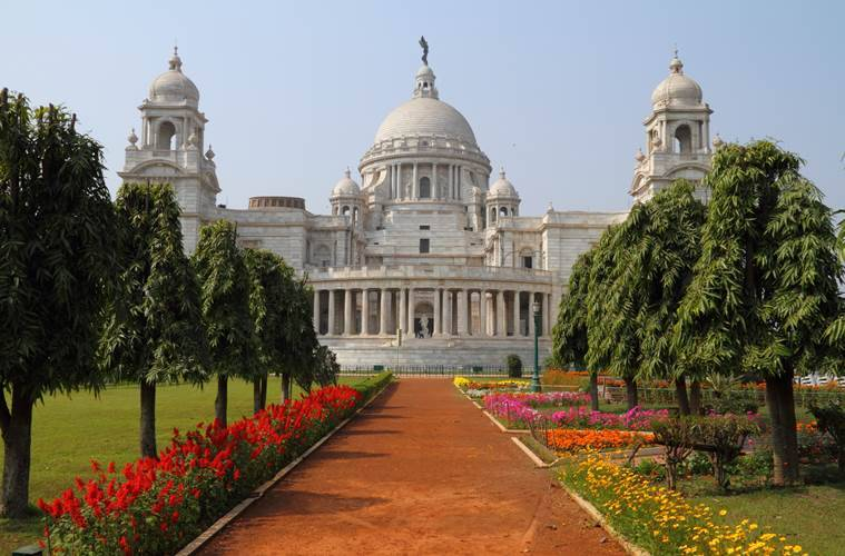 kolkata, best places to visit in kolkata, victoria memorial, belvedere house, metcalfe house, victoria memorial hall