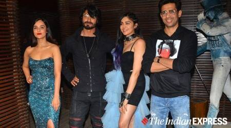 Vidyut Jammwal, Adah Sharma and Gulshan Devaiah celebrate Commando 3 success