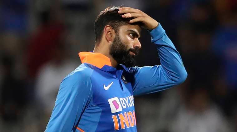 Virat kohli ravindra jadeja run out never seen that in cricket