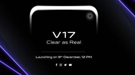Vivo V17 with the hole-punch camera to launch in India today: Here's how to watch it live