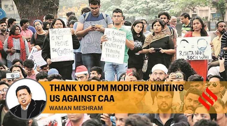 Dalitality: Thank you PM Modi for uniting us against CAA
