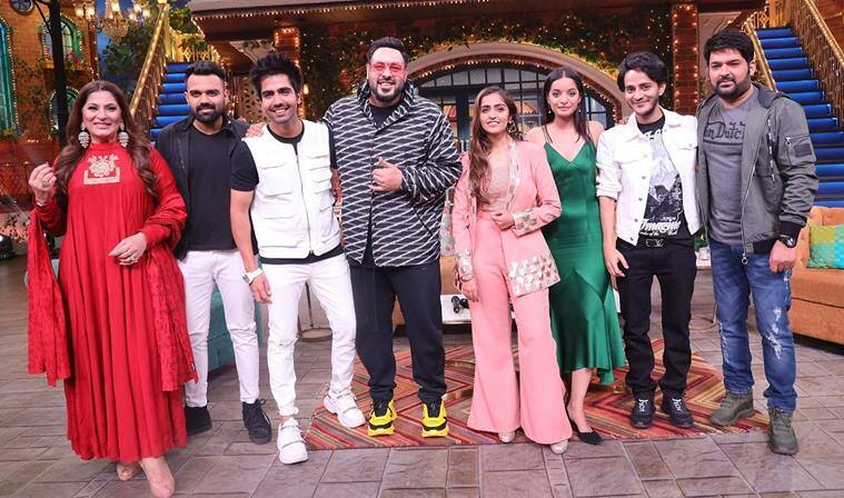 Kapil Sharma Show: Kapil 'exposes' Badshah's wicked thought behind not losing weight