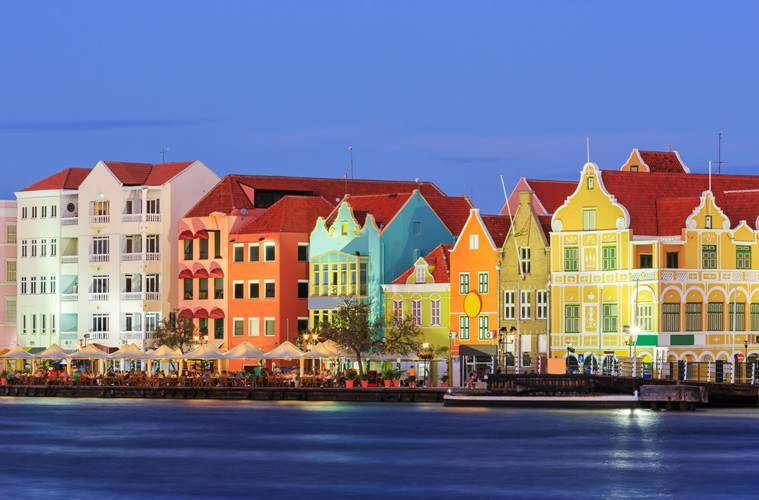 winter blues, places to see in winter, Curacao, Indian Express news