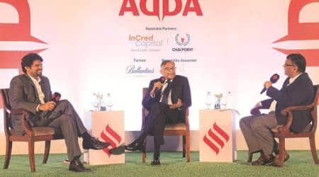N Chandrasekaran, economic slowdown, Tata Sons chairman, Tata group, Express Adda, N Chandrasekaran on economy slowdown, economy slowdown