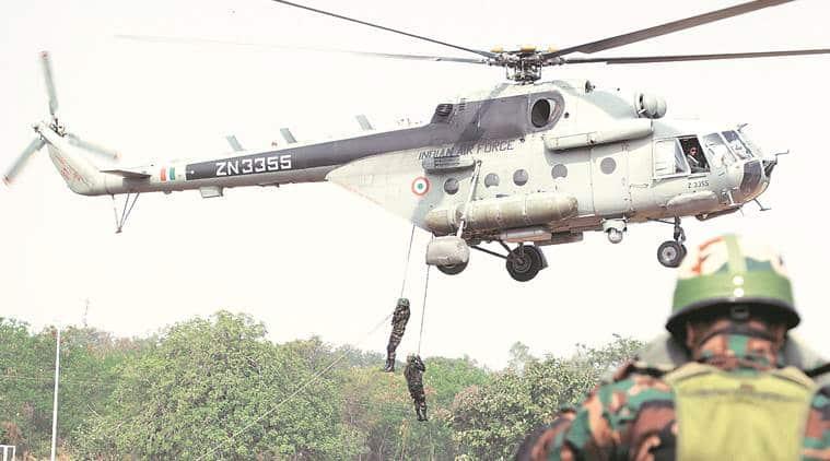 India-Sri Lanka joint military exercise, India-Sri Lanka joint military exercise at Aundh Military station, pune military station, pune city news