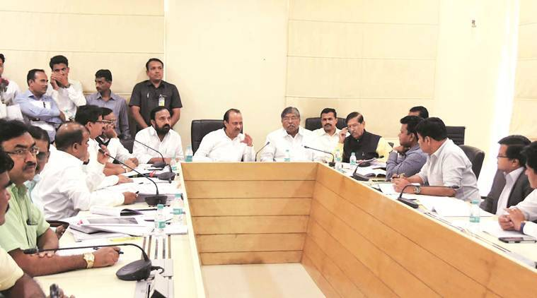 ajit pawar, irrigation projects in pune, Bhama Askhed pipeline project, pune municipal corporation, pune city news