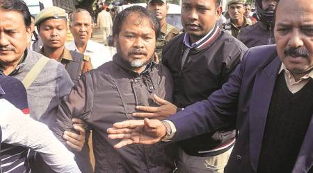 NIA court remands Akhil Gogoi in judicial custody for 14 days