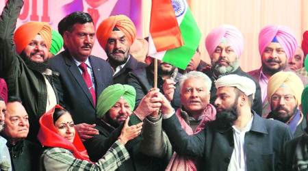 CAA won't be implemented in Punjab at any cost: CM Amarinder Singh