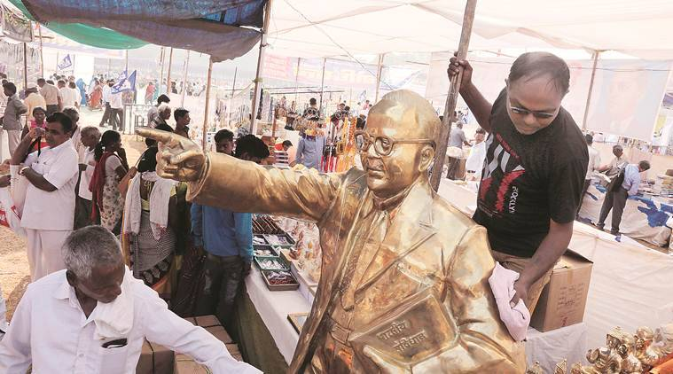 December 6 event: Minister holds review meet ahead of Ambedkar death anniversary in Mumbai