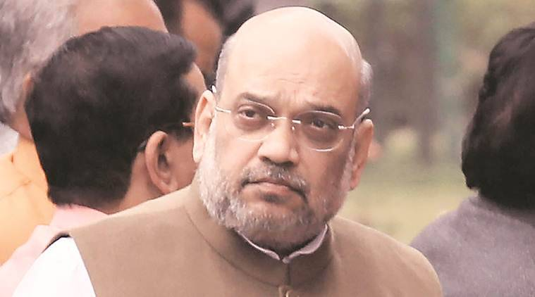 Amit Shah, IISs foundation, IISs Gujarat, Indian Institute of Skills, gujarat news, indian expres news