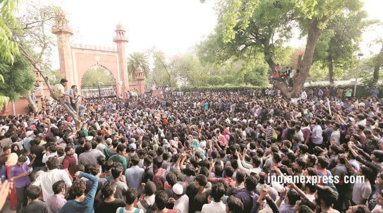Report on AMU violence: 'Cops raised Jai Shri Ram slogans, admin failed in its duty'