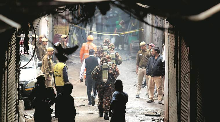 delhi, delhi fire, anaj mandi delhi fire delhi anaj mandi fire today latest news, delhi news, fire in delhi, fire in delhi today, rani jhansi road, rani jhansi road fire, rani jhansi road fire news, delhi rani jhansi road, delhi rani jhansi road fire, delhi rani jhansi road fire latest news