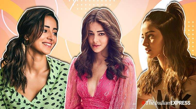ananya panday hairstyle, hairstyle trends, hairstyle tips, hairstyle for party, hairstyles, indian express, ananya panday latest photos, lifestyle