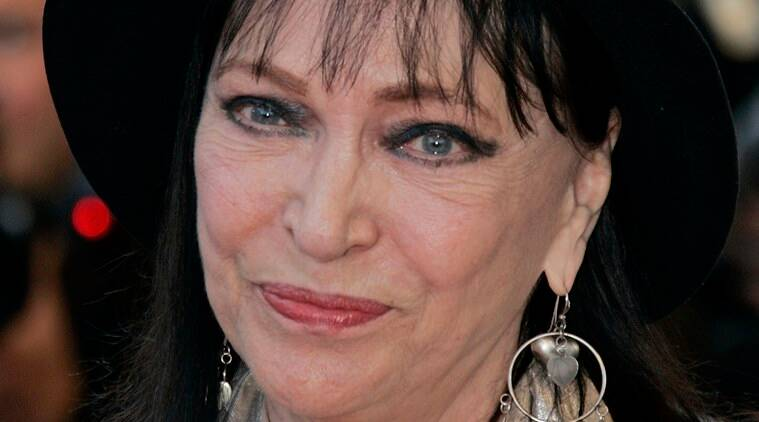 Anna Karina, the icon of French New Wave cinema, passes away