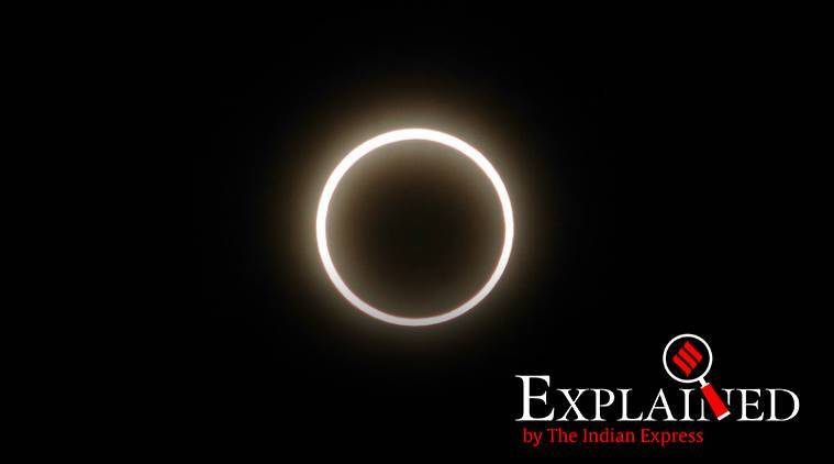 Annular solar eclipse darkens skies across Pakistan