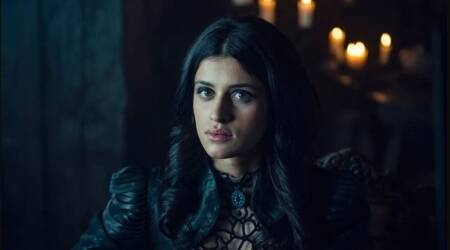 anya chalotra the witcher interview