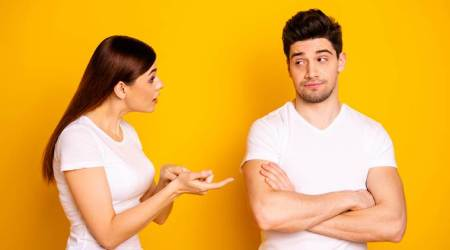 couples, argument, fight, indian express, indian express news