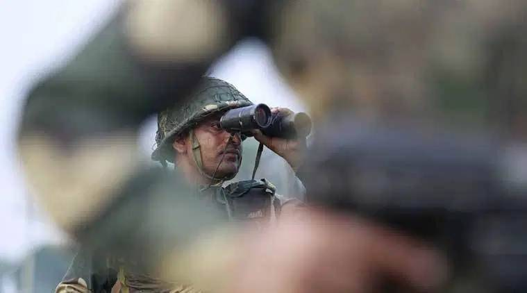 kashmir loc, india pak loc jammu kashmir, kashmir civilian, pakistan shelling