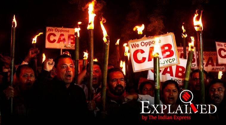 Explained: Unlike most of Northeast, how Assam largely remains under CAB regime