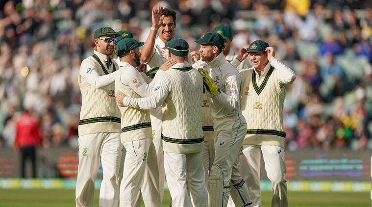 Australia Nathan Lyon seal innings win against Pakistan with five-wicket haul