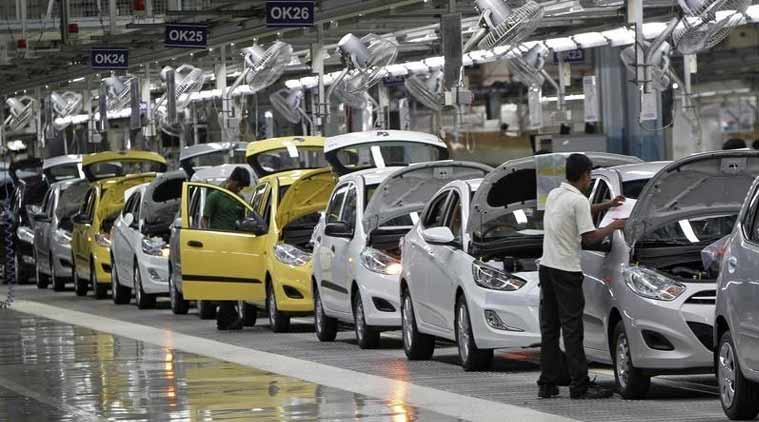 Automobile sector, automobile sector job loss,Heavy Industries minister Arjun Ram Meghwal, rajya sabha, india news, indian express