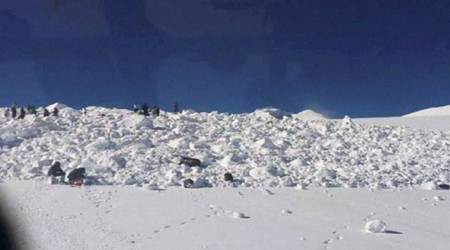 J&K: Three soldiers killed, one missing as avalanche hits army post in Machil