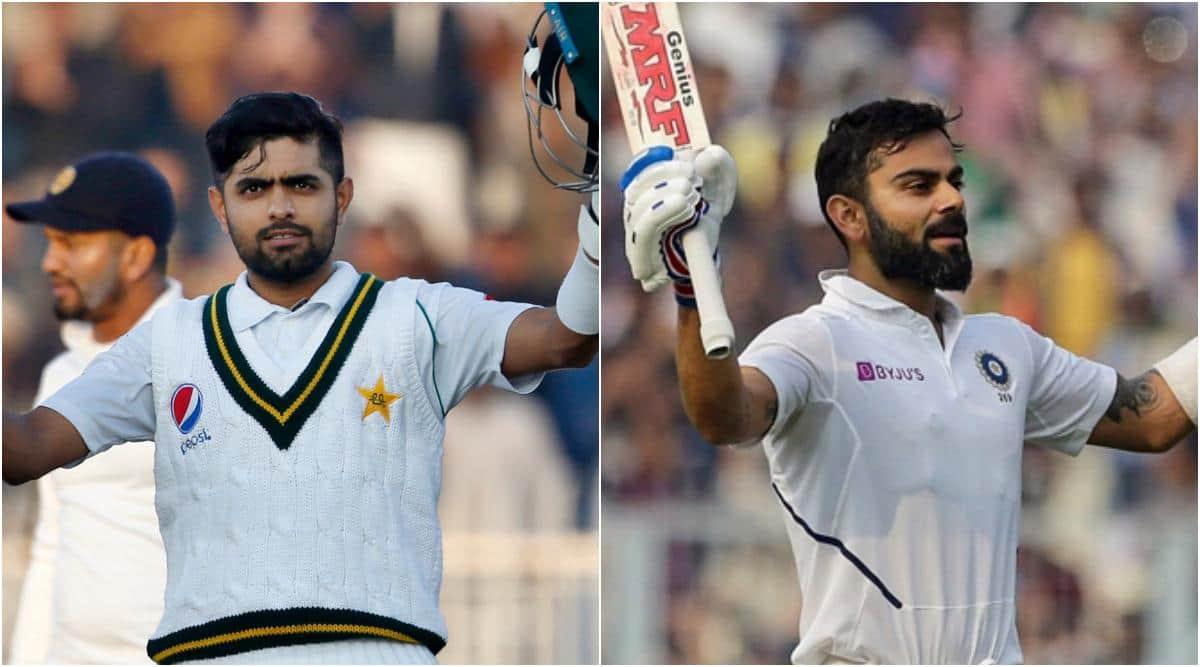 Two Remarkables rasing their bat after scoring centuries