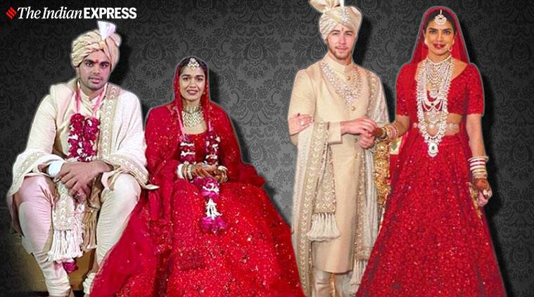sabyasachi priyanka chopra wedding dress price