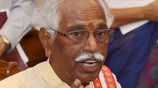 HP governer Bandaru Dattatreya, Himachal Pradesh Legislative Assembly, Himachal Pradesh Budget Session, himanchal pradesh news, indian express news
